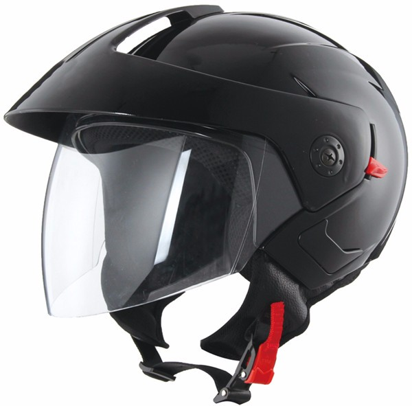 hot sale casco 3/4 open face motorcycle scooter helmet
