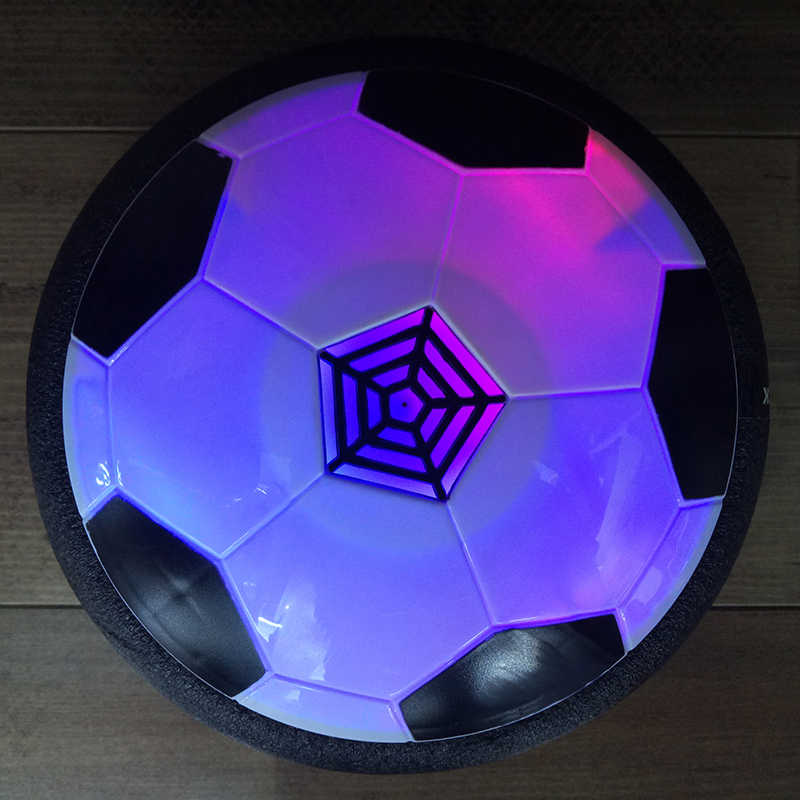 2017 Trending products electric suspended lighting soccer ball indoor football game hover ball