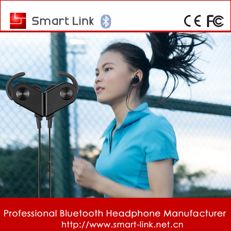 China manufacturers phone calling dual connection bluetooth headset with best sound quality