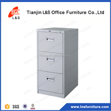Tianjin Office Furniture Three Drawers Cabinet for File Hanging