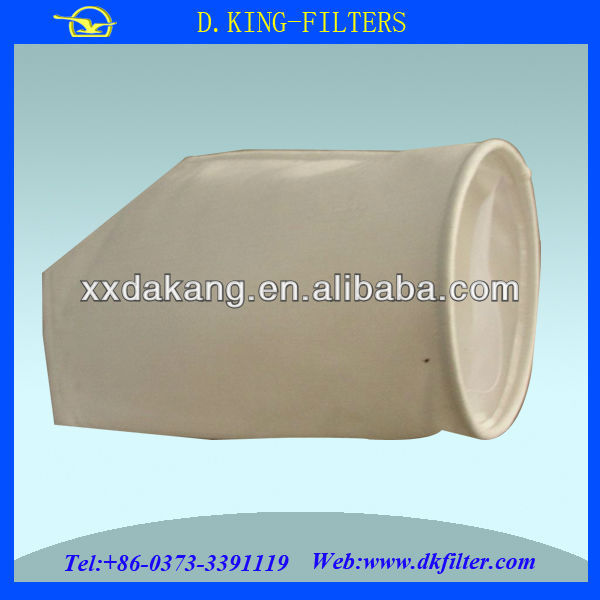 rigid bag filter for mechinery