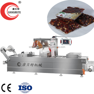 Thermoforming Dates Packing Machine for Dates Fruits Saudi Arabia