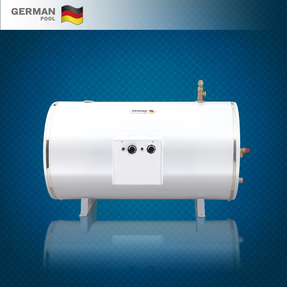GermanPool OEM Grand Design 2KW auto thermostatic control hanging Bathroom use horizontal Temperature control Geyser