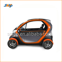 Transit II 2000W 72V45AH Electrical Car 4 wheel vehicle