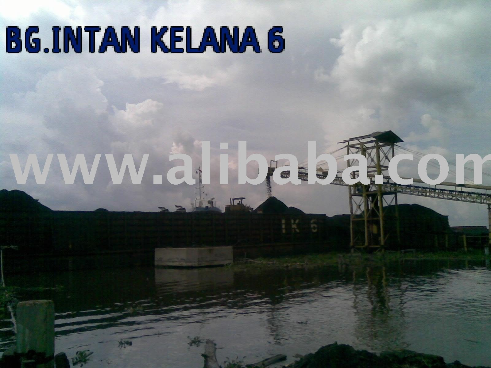 Indonesian Steam Coal In Bulk