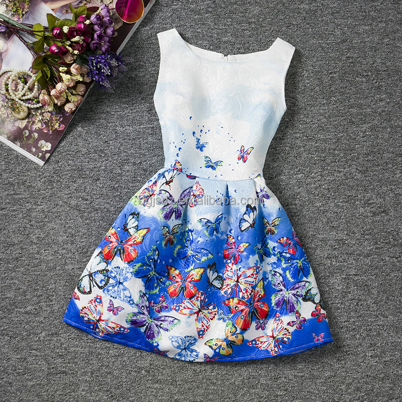 wholesale kids clothes children fancy dress 15 year girl without dress