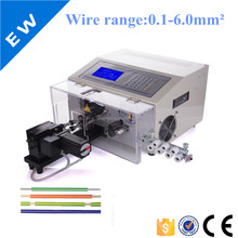 EW-07B Cable Manufacturing wire twisting tool , twisted wire machine