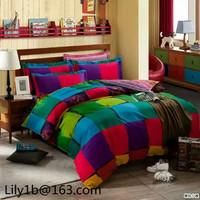 indian silk bedding set Solid Beige Satin Bed Sheet & Pillowcase Set King Size 8 Pcs Bedding Set