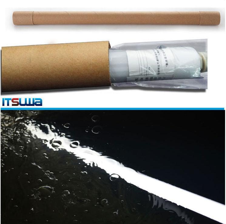 T8 Waterproof Fluorescent Light Fixtures Ip65 Energy