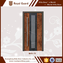 M15-71 High Quality Aluminum Panel Villa Door For The Entrance