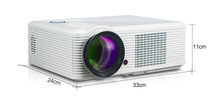 cheap led lamp video projector from china