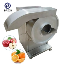 Fruit and vegetable slicing/dicing/cutting machine potato carrot slice machine
