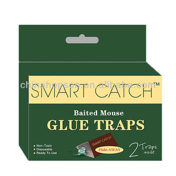 Mouse Glue Traps(Triangular Paper Box)
