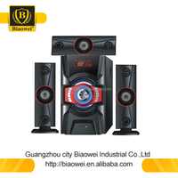 Extraordinary 3.1 multimedia bluetooth speaker with fm
