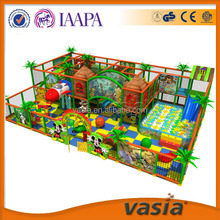 New models wholesale animal theme indoor playground equipment for kids playing