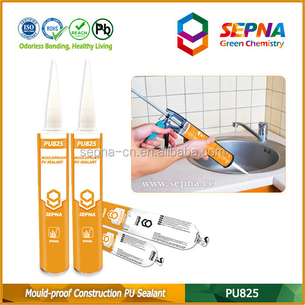 Factory Price High Elasticity PU Construction Sealant