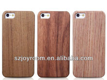 Newest dust proof case for iphone5 cover for iphone5, Wood case for iPhone 5 - Paypal accept