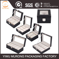 wholesale china eco-friendly mdf wooden watch box