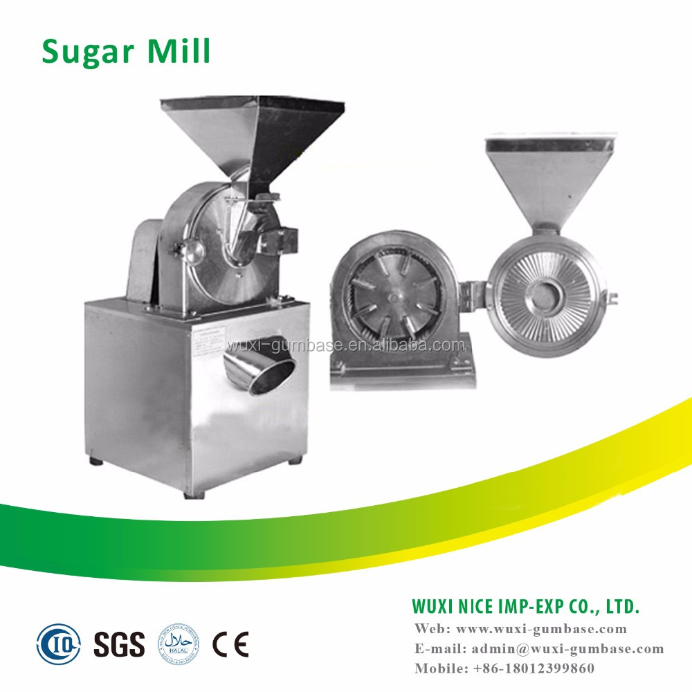 factory direct supply mini sugar mill/flour mill/grain mill