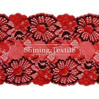 15-20cm Stretch Nylon Spandex Lace Trim For Walmart For Underwear