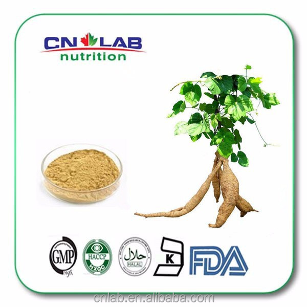 Kudzu root extract/Pueraria Mirifica Extract decrease the potential risk of high blood pressure