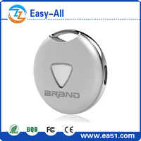 Portable bluetooth anti-lost alarm with camera shutter/video/voice REC