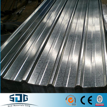z40 galvanized corrugated steel sheet for roofing construction