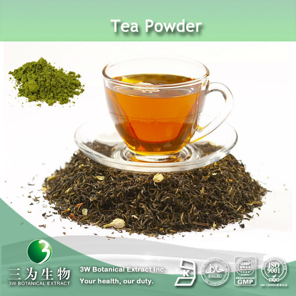 GMP Manufacturer Provide Oolong Tea Powder In 3W Supplier