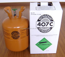 Refrigerant R407c for air conditioner and commercial heat pumps