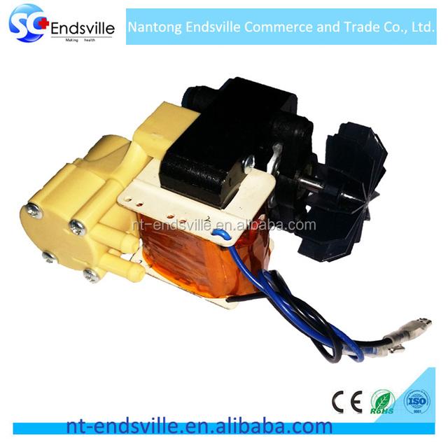 Piston compressor nebulizer motor Shaded pole motor: 120/220V 50/60HZ working air pressure medical nebulizer motor