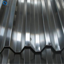 PPGI coated galvanized corrugated sheet metal in roofing