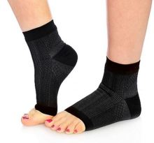 NEW Custom Compression sleeve with Medical Compression Socks men