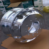 Aluminum Truch Wheel Rim for sell in US market with DOT SMITH Certificates