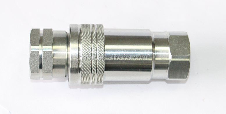 hydraulic quick release couplings interchanged with FASTER ANV series