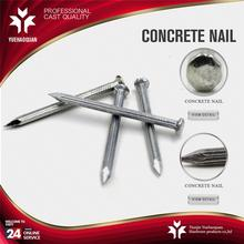All Size electro galvanized concrete steel nail india with great price