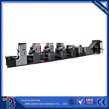Automatic Intermittent 5 color offset printing machine price in india