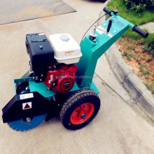 concrete saw and blower concrete cutting machine/road crack cleaning machine