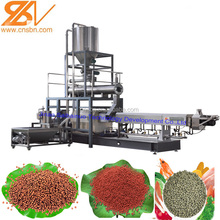 Floating and Sinking Fish feed/food extruder