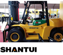 SHANTUI brand new 5 Tons Forklift price