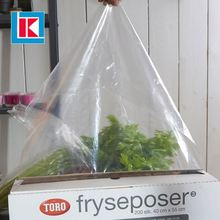 transparent opp triangle plastic food bag