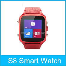cheap price bluetooth watch wrist mobile| watch mobile phone with 3g wifi gps 300w camrea