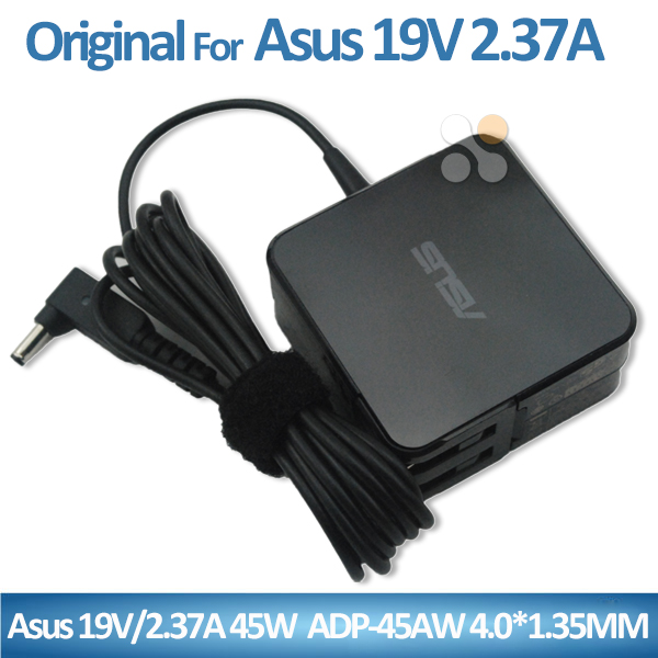 ac 220v to dc 12v adapter laptop for asus ADP-45AW A 19v 2.37a 45w 3.0*1.1mm
