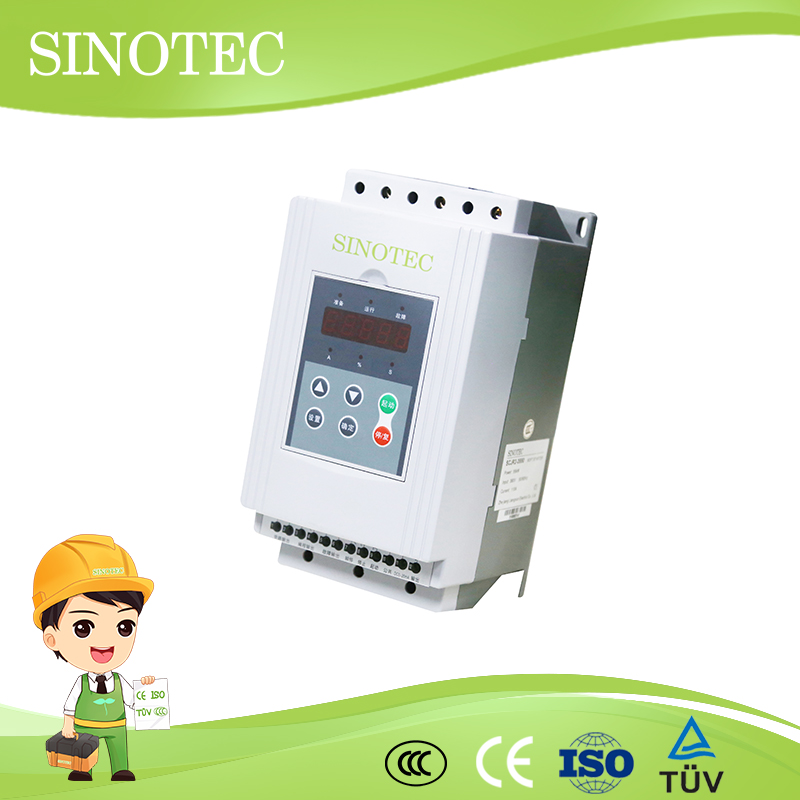 SCJR2 Intelligent Motor Soft Starter with CE ISO CCC
