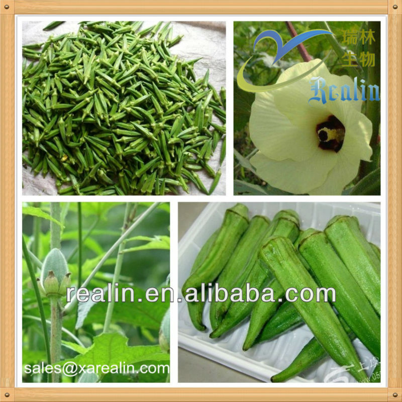 natural herbal viagra okra extract for sex enhancer