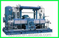 oxygen compressor CNG Compressor (Electric motor) with different type natural gas compressor 200 bar