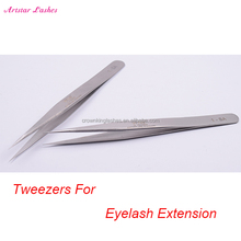 2018 New Products Eyelash Extension Tweezers With Low Price High Quality Best Service