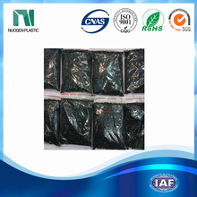 Black masterbatch for blowing film plastic product