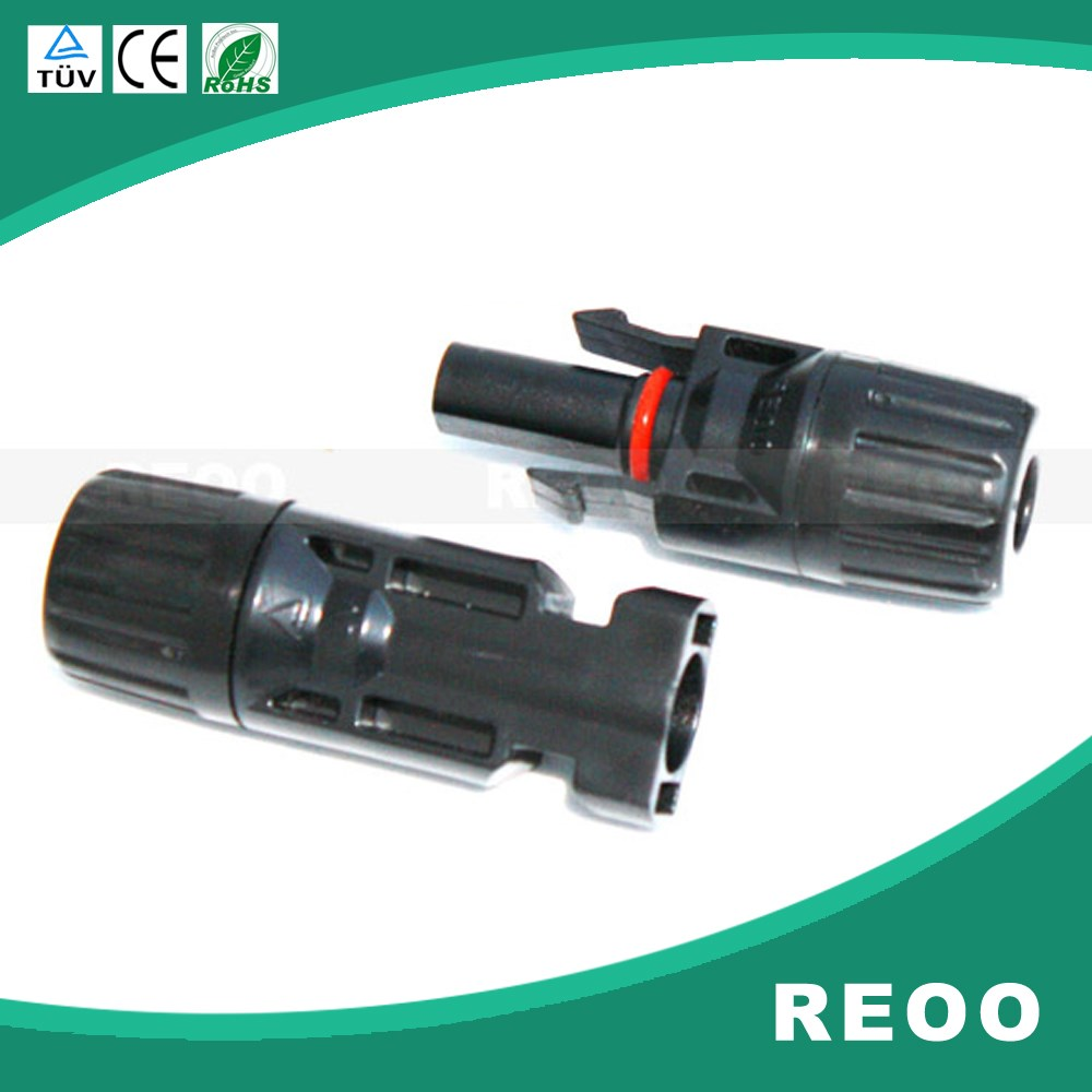 REOO RO-1 good quality 1500V 30A MC4 Adapter PV Connectors