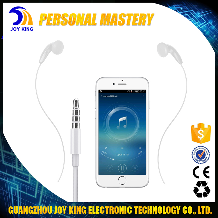New Arrival In Ear Wired Earphone For android mobile phone Free Sample