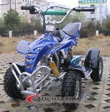 Children 49cc Gas Quad Bike 500w motor mini atv for sale